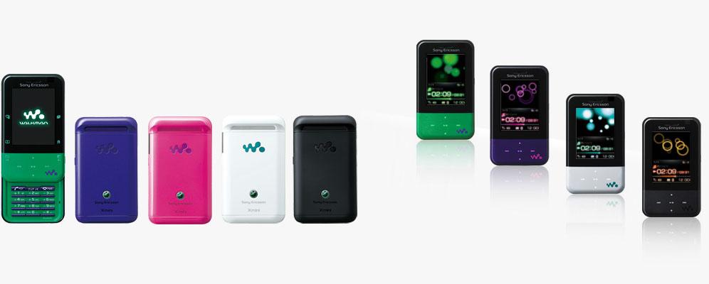Sony Ericsson W65S Xmini