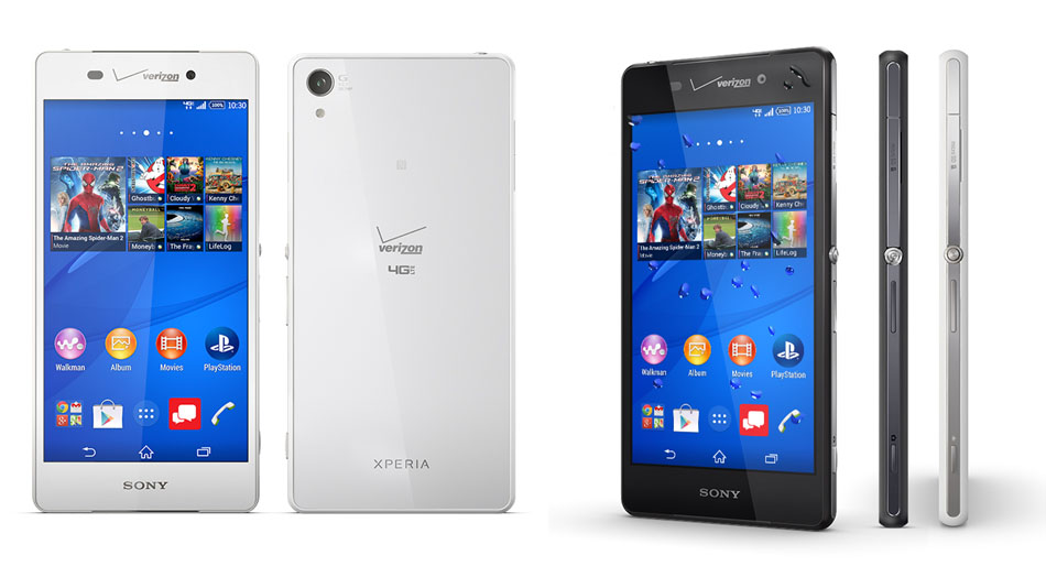 Sony Xperia Z3v